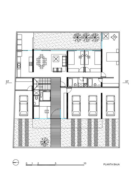 Edificio Jacobo - Duran & Hermida arquitectos asociados