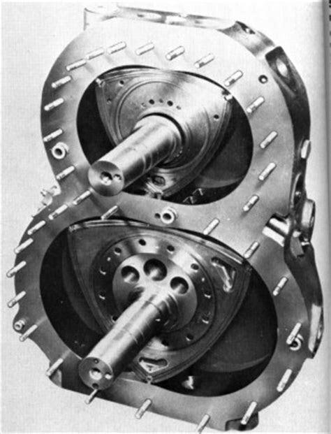 Two rotor diesel...