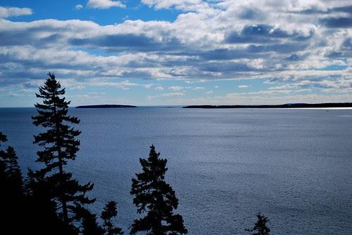 The Atlantic from Acadia