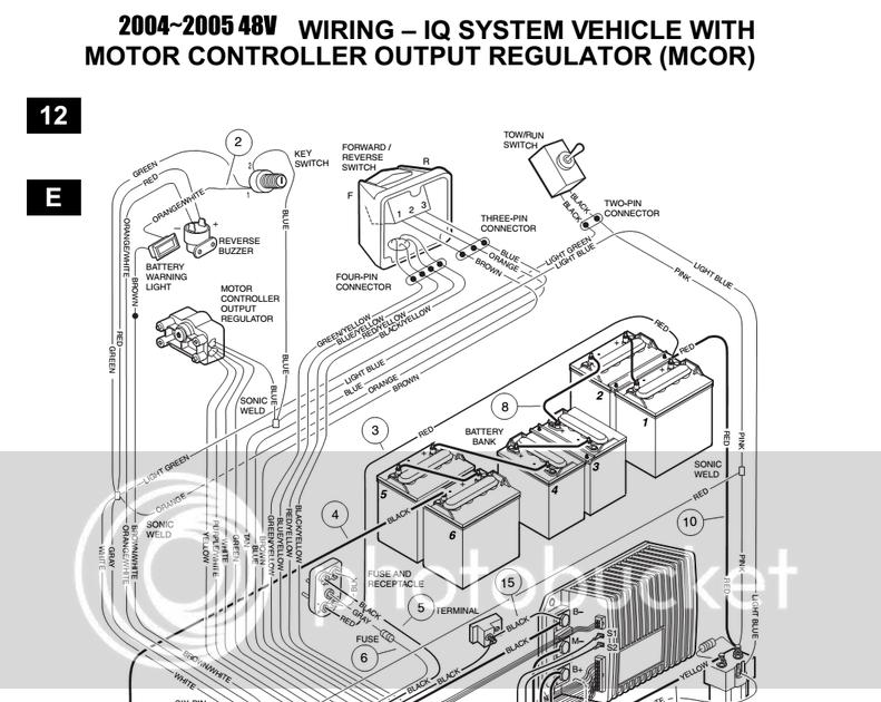35 Club Car Ds Wiring Diagram