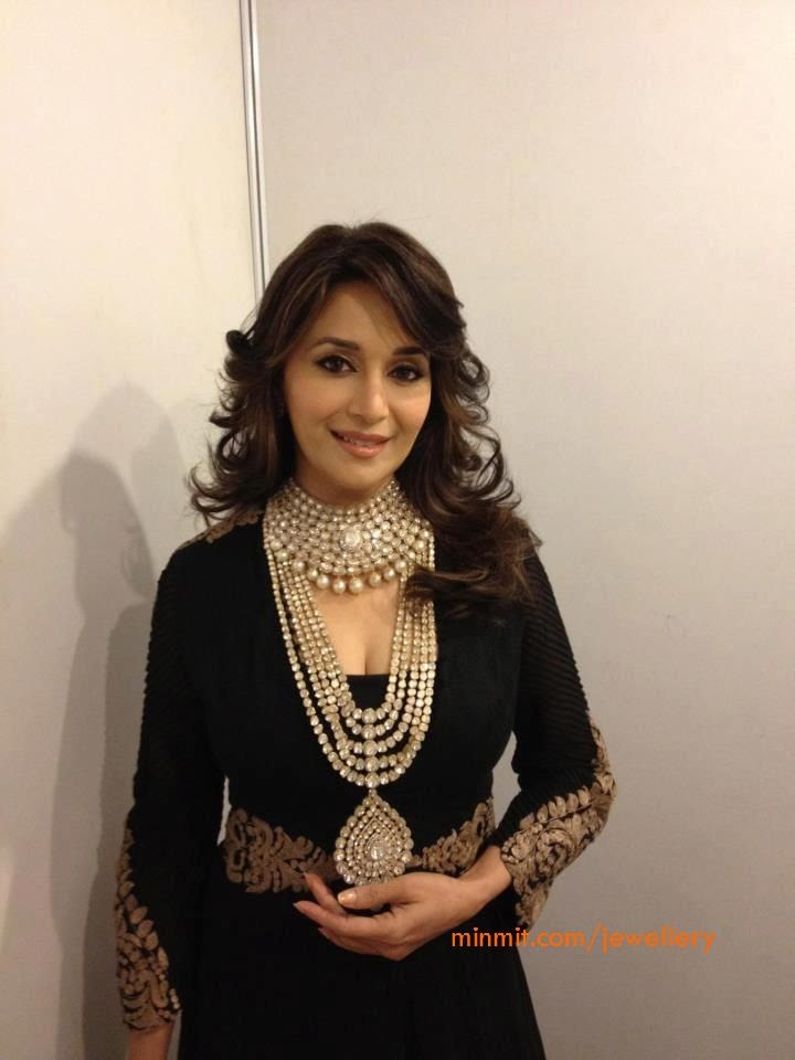 A WEDDING PLANNER: Kundan jewellery designs 2013, latest bridal ...