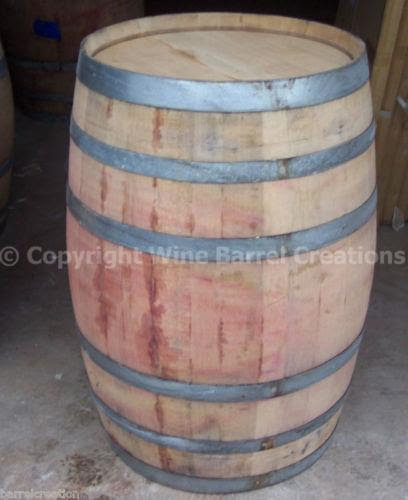 Wooden Barrel Primitives Ebay