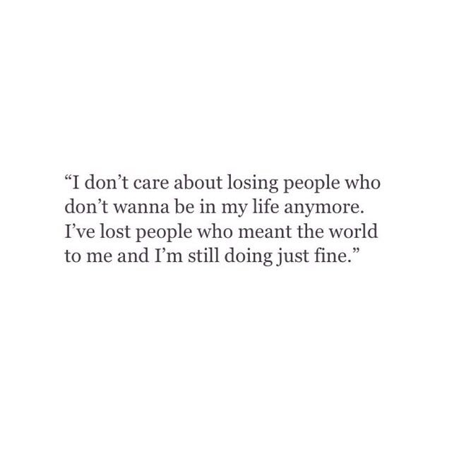 I Dont Care About Losing People Pictures Photos And Images For