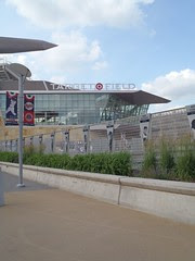 Hall of Fame Outside Target Field