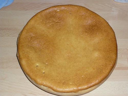 7 días, 7 tartas - Tarta de queso