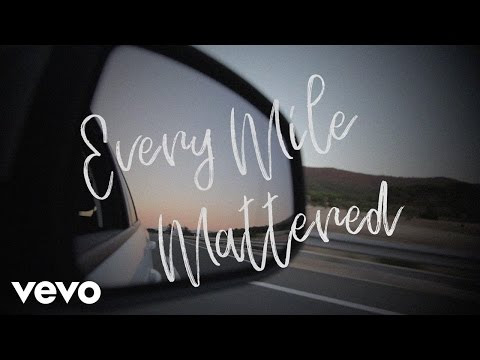 Every Mile Mattered: New CD From Nichole Nordeman {An #EveryMileMattered Giveaway} #FlyBy
