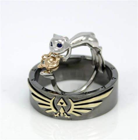Retail Hell Underground: Geeky Wedding Rings: Legend of