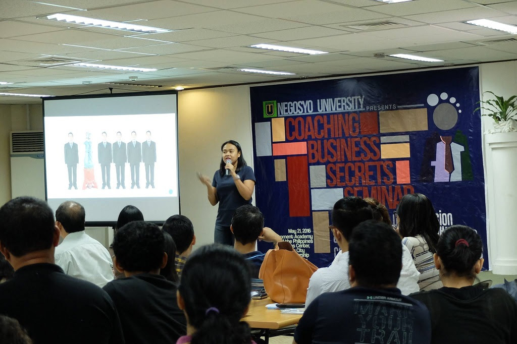 Voice Care Queen Ada Cuaresma on personal branding