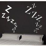 cabecera cama letras