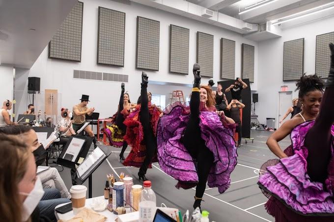 Inside Broadway's Jubilant Homecoming