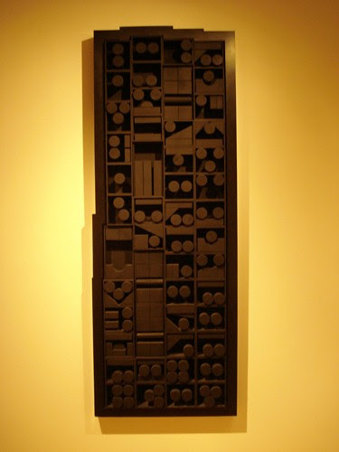 DSCN8800 _ Vertical Zag I, 1969, Louise Nevelson (1899-1988), Norton Simon Museum, July 2013