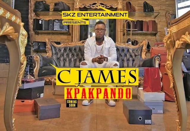 [Music + Video] Cjames – Kpankpando