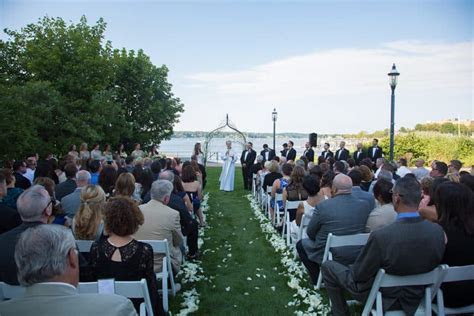 Katelyn and Daniel's Outdoor Wedding at The Oyster Point