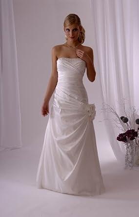 kleid für hochzeitsgast: Standesamt Hochzeit Kleid Rosenbord
