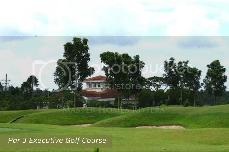 Master Homes Riviera Par 3 Executive Golf Course