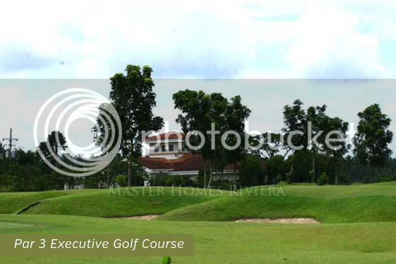 Master Homes Riviera Par 3 Executive Golf Course