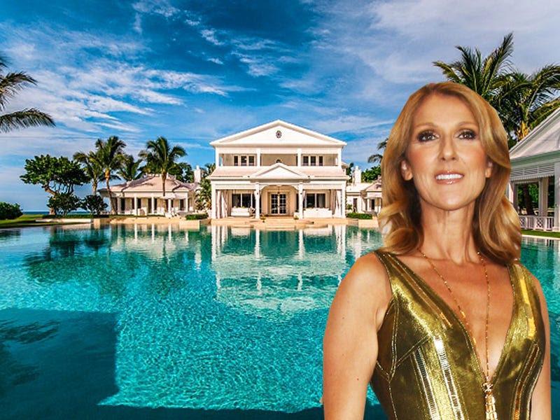 Celine Dion's $72 Million Florida Mansion - Business Insider