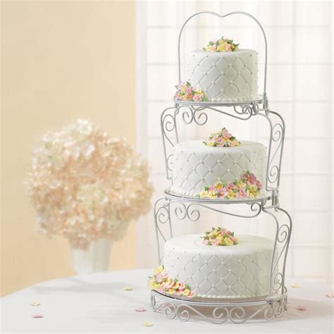 Wilton 307 841 Graceful Tiers Cake Display