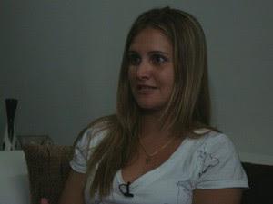 Psicológa Júlia Válio explica sobre como a vida das vítimas de acidente muda (Foto: Caio Silveira/G1)