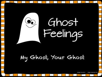 Ghost Feelings: My Ghost Your Ghost