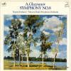 SVETLANOV, YEVGENY - glazunov; symphony no.8