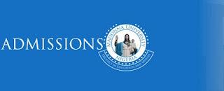 UNDERGRADUATE ADMISSION (POST-UTME) 2017/2018 ACADEMIC SESSION (MADONNA UNIVERSITY, ELELE)