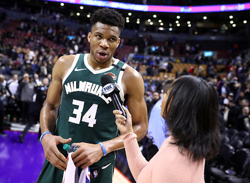 Avatar of Giannis Antetokounmpo reportedly voices support for 2019-20 season continuing