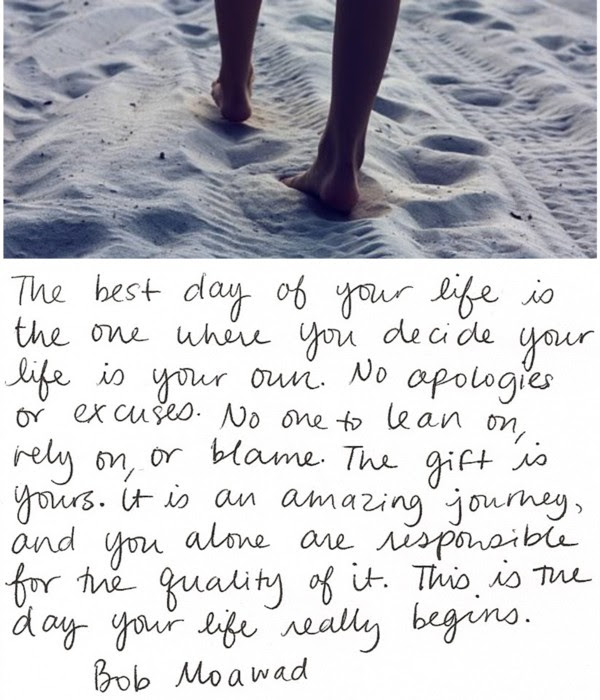 The Best Day Of Your Life Bob Moawad The Tao Of Dana