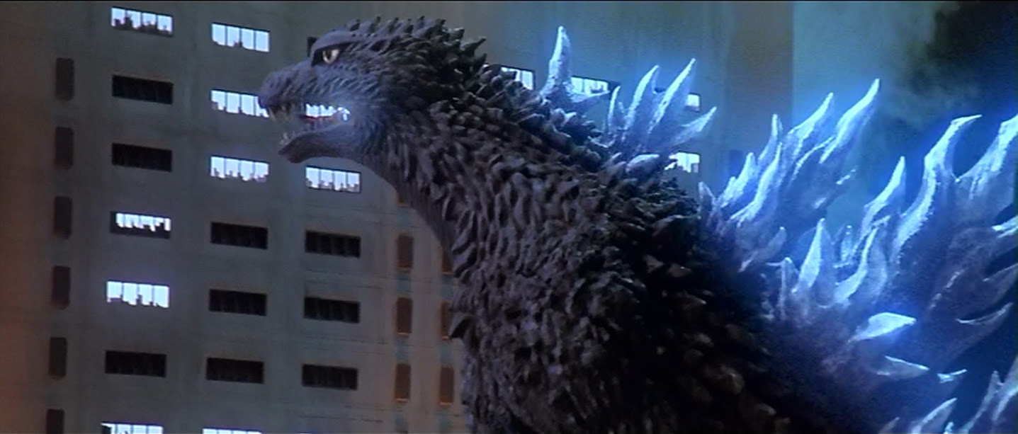 An excellent Mothra shot.