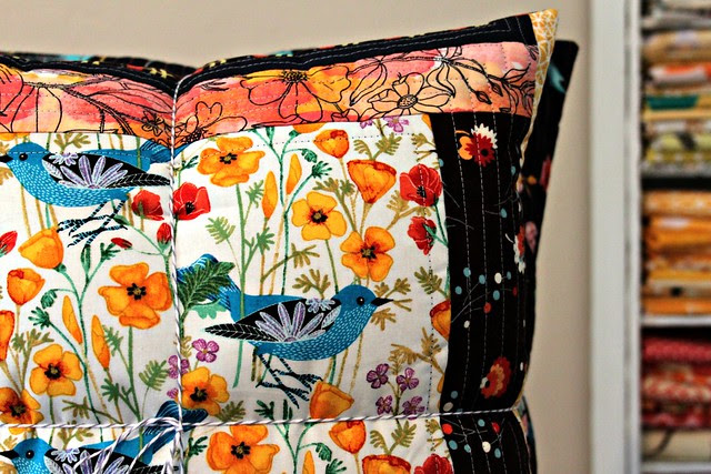 Alegria Quilted Pillows