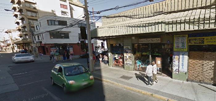 Calle Freire | Google Street View