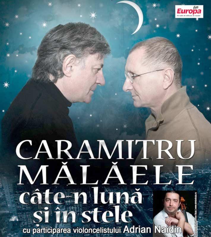 """""""Cate-n luna si in stele"""" cu Ion Caramitru si Horatiu Malaele"""