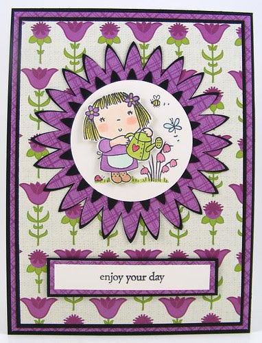 Enjoy Your Day Card