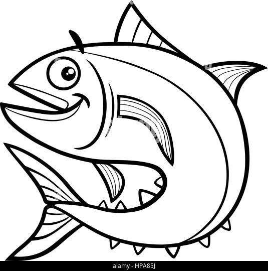 Tuna Black and White Stock Photos & Images - Alamy