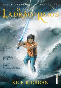 O Ladrão de Raios: Graphic Novel