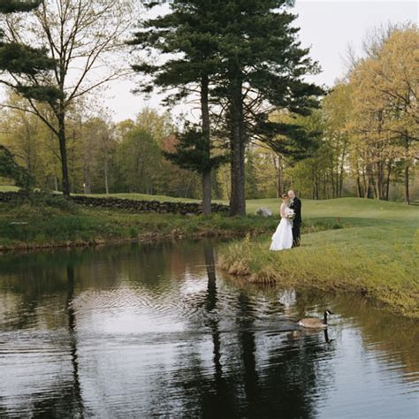 Blissful Meadows Golf Club Weddings  Uxbridge
