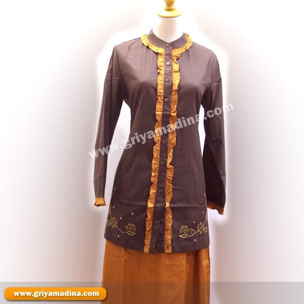 Desain Baju Muslimah Untuk Pesta