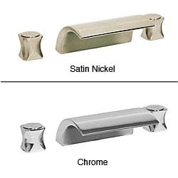 Elfa Bathtub 3-piece Waterfall Faucet Set | Overstock.