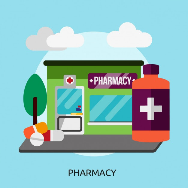 pharmacy background design_1300 137