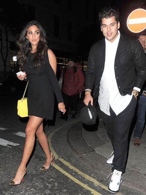 [PICS] Rob Kardashian?s New Girlfriend ? Reality Star