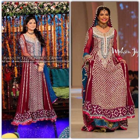 Sanam Baloch Wedding Dress   Real Pakistani Brides Dresses