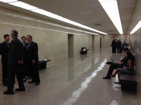 Lawyers confer on teacher eval Doe vs. Deasy stull act