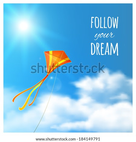 Colorful Kites Stock Photos, Royalty-Free Images & Vectors ...