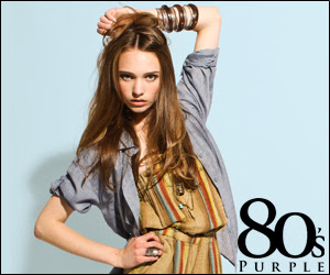 80's Purple - the last online boutique