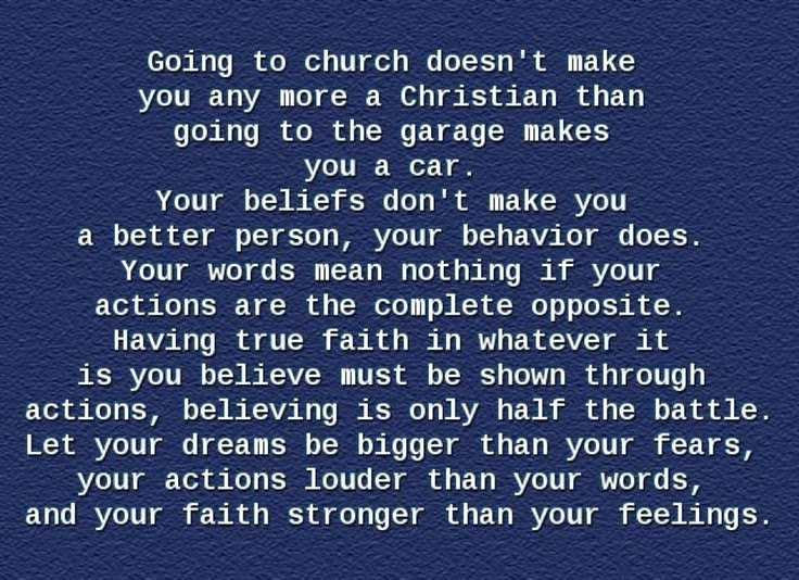 Quotes About Church Going 99 Quotes