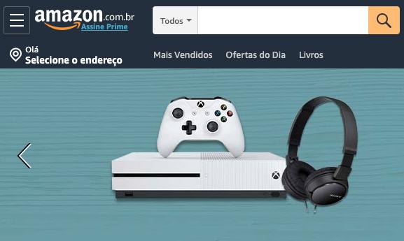 Nunca foi tão fácil comprar e economizar comprando na amazon.com.br