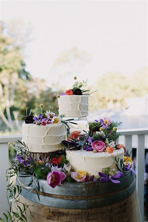 25  best ideas about Bohemian wedding cakes on Pinterest