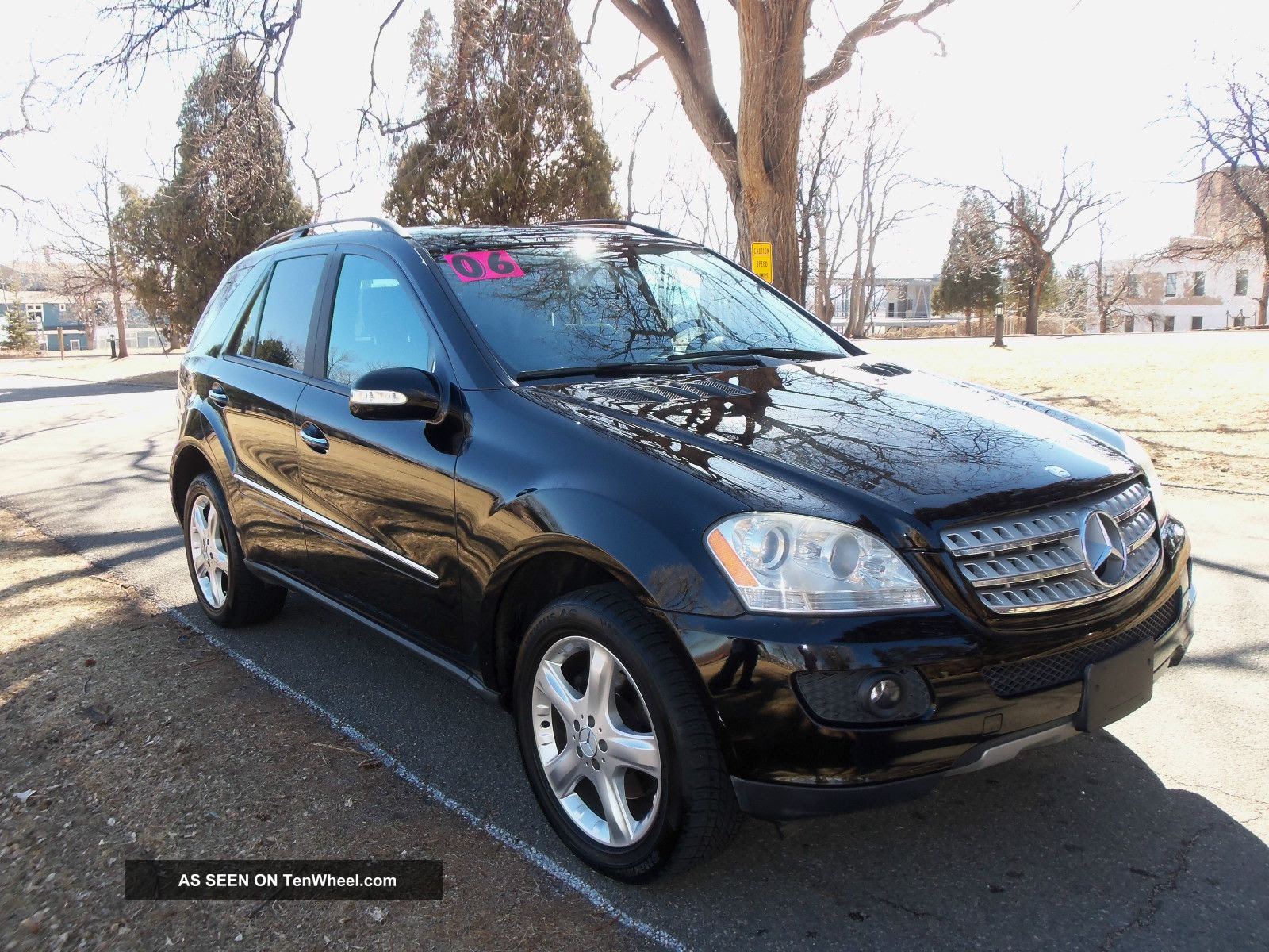 2006 Mercedes - Benz Ml350 Awd With Airmatic Suspension