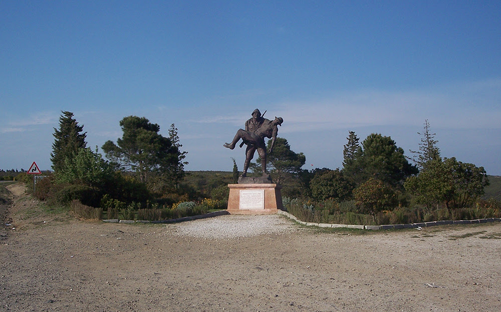 Mehmetçiğe Saygı Anıtı