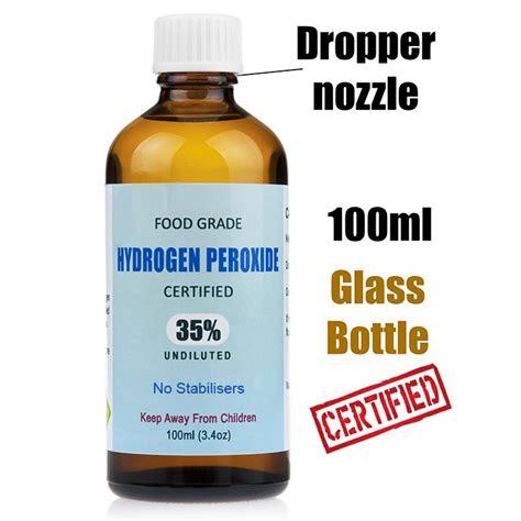 food grade hydrogen peroxide ml au water purifier